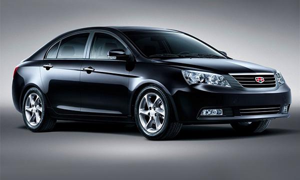 Компания Geely отзывает автомобили в России