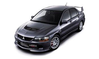 Mitsubishi Lancer Evolution IX MR GSR