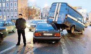 Дураки на авто и дороги обокрали Россию