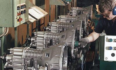 Ford инвестирует 12 млн. евро в завод трансмиссий