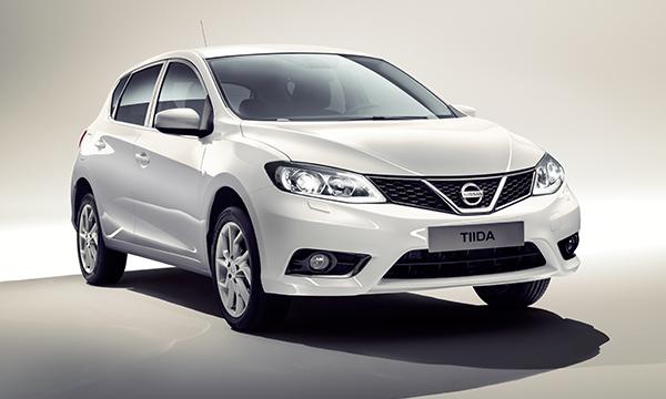 Новая Nissan Tiida оказалась дороже Opel Astra