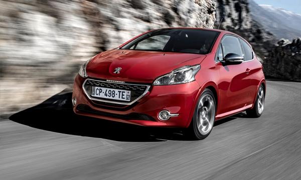 Peugeot объявил рублевые цены хэтчбека 208 GTi