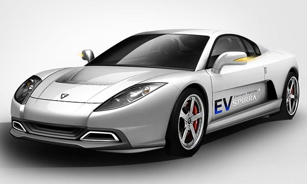 Южнокорейский спорткар Spirra начнет продаваться в Европе