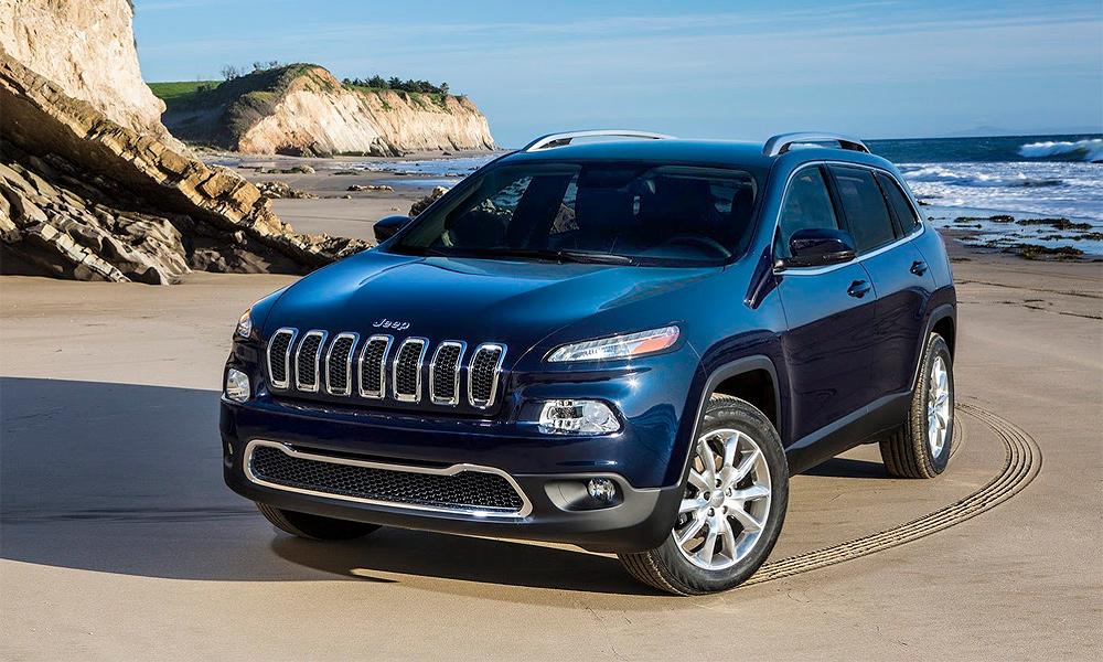 Jeep Cherokee изменился до неузнаваемости