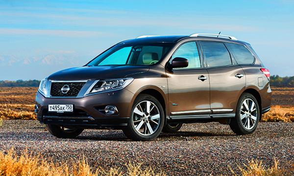 Подвиг по расписанию. Тест-драйв Nissan Pathfinder