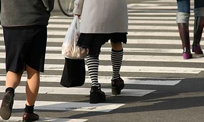 ГИБДД начала рейд против пешеходов