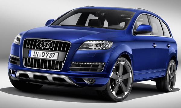 Audi подтвердила выход конкурента BMW X6