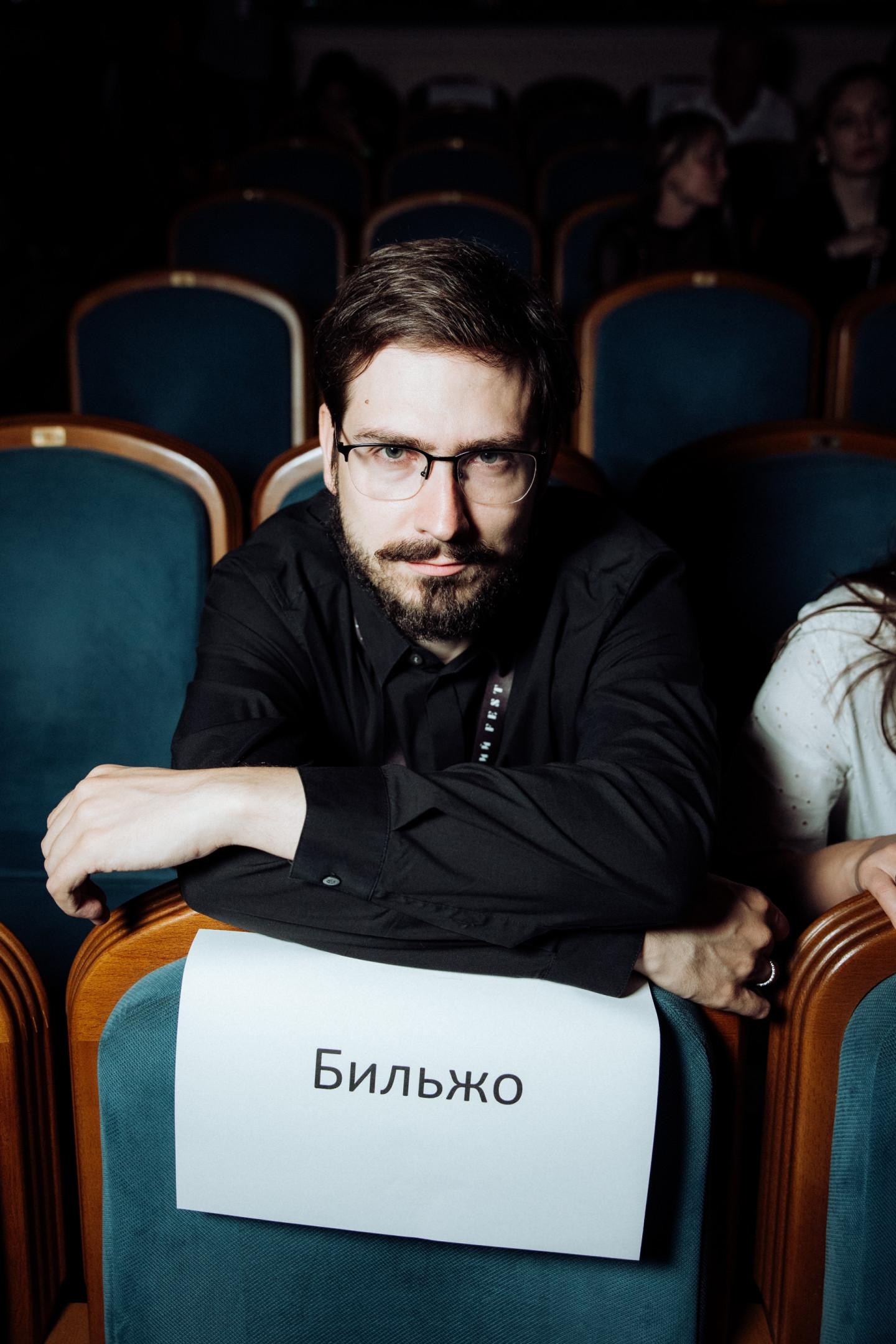 Программный директор фестиваля Никита Карцев