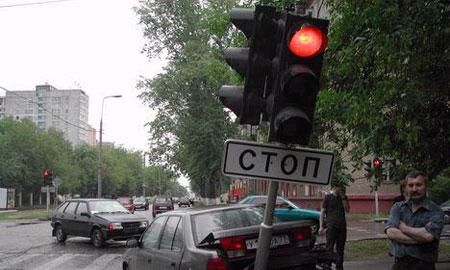 Московские светофоры выставят на продажу