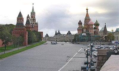 Вокруг Кремля появится кольцо автобусных парковок