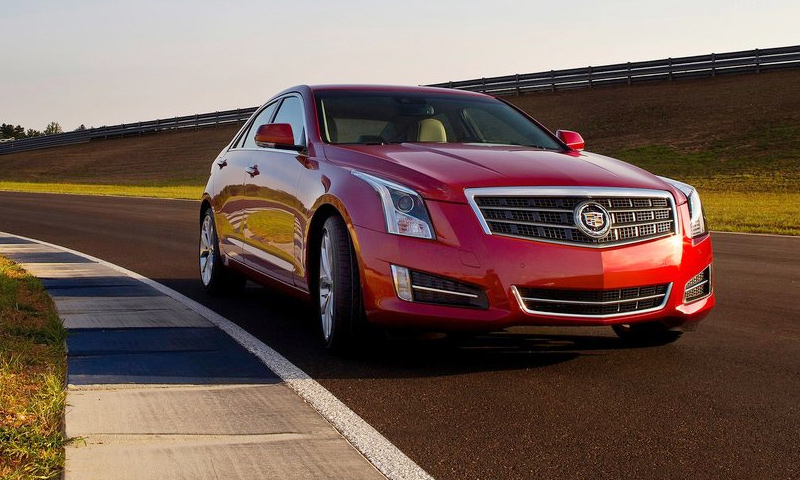 Cadillac ATS: объявлены цены в России