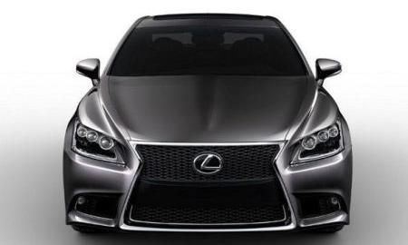 Lexus LS нового поколения будет похож на предшественника