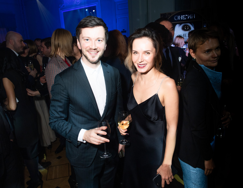 Евгений Тихонович и Полина Абдуллина