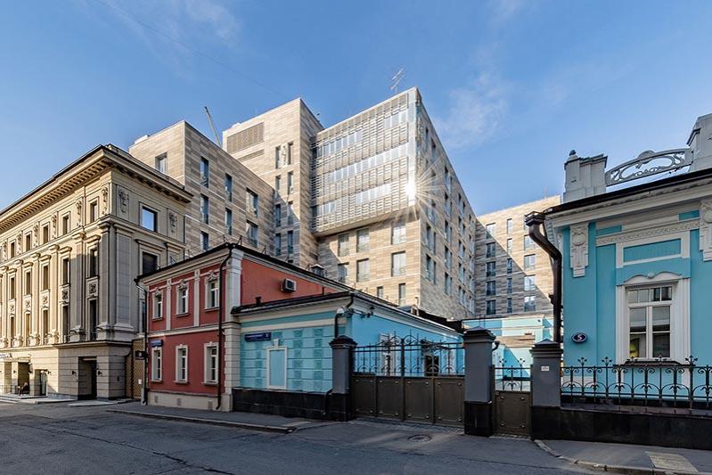 Клубный дом Turandot Residences