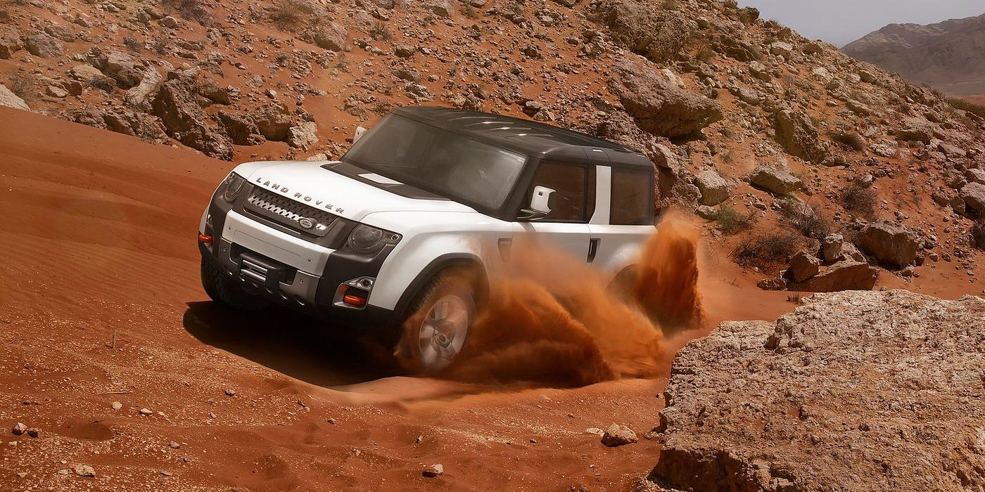 Мосты в город: каким будет новый Land Rover Defender