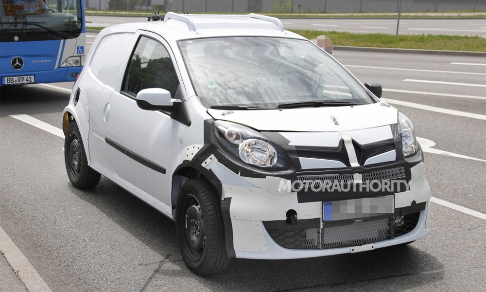 Новый Smart Forfour построят на одной платформе с Renault Twingo