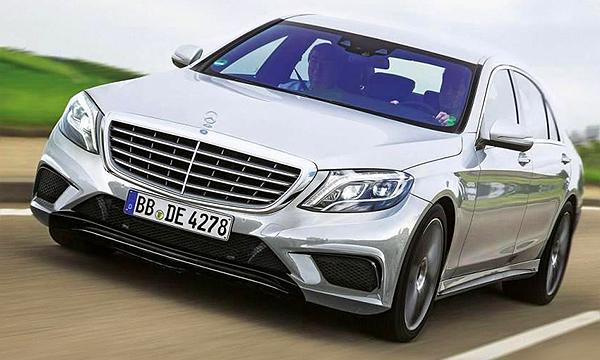 Mercedes-Benz S63 AMG подешевел по сравнению с предшественником