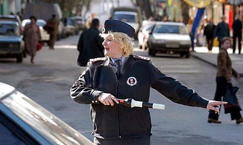 В Москве введены ограничения движения на проспекте Мира