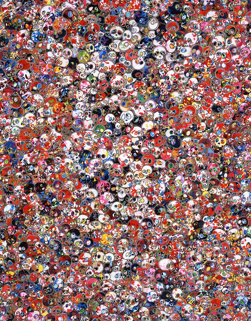 Такаси Мураками. «Воспоминания о бурной жизни», 2015