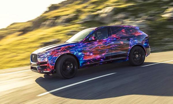 Jaguar рассказал о своем новом кроссовере F-Pace