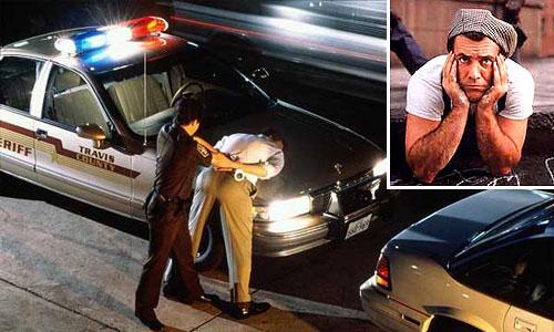 Актер Мел Гибсон был арестован за вождение в нетрезвом виде
