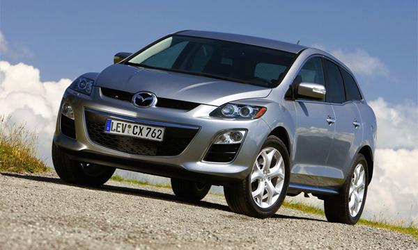 Mazda может возродить кроссовер CX-7