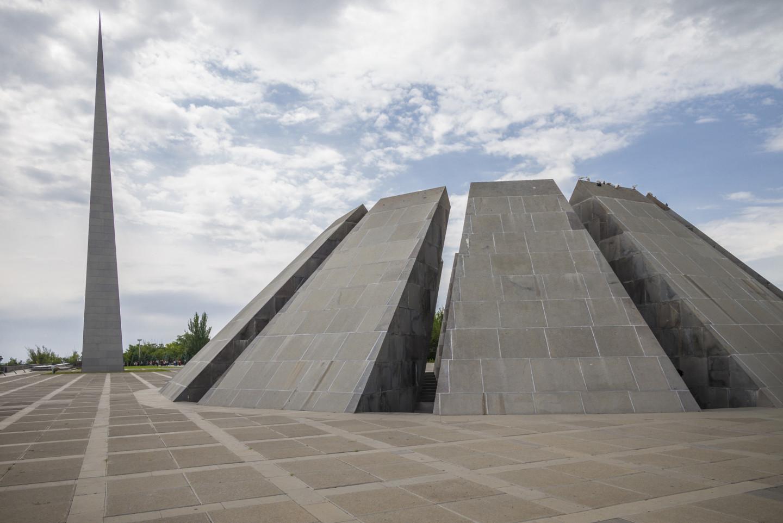 Мемориал геноцида армян