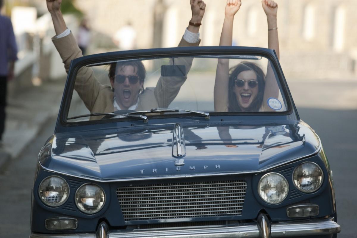 Кадр из фильма «Один день»