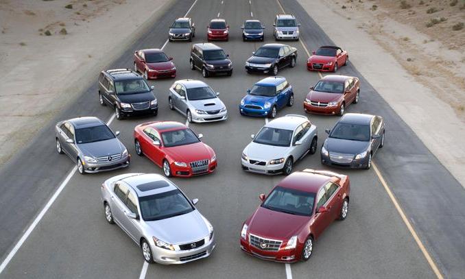 Лучшие авто мира по мнению 1 000 000 водителей