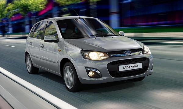 Lada Kalina и Largus получат новый 1,8-литровый мотор