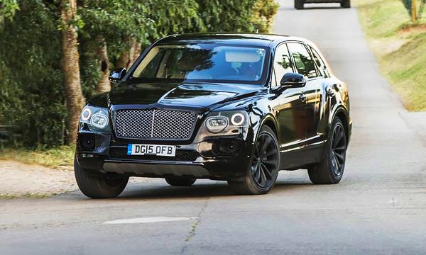 Тайга и дизель: 11 фактов о внедорожнике Bentley Bentayga