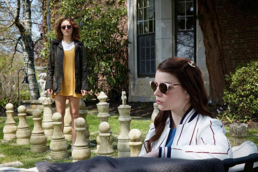 Кадр из фильма «Чистокровные»