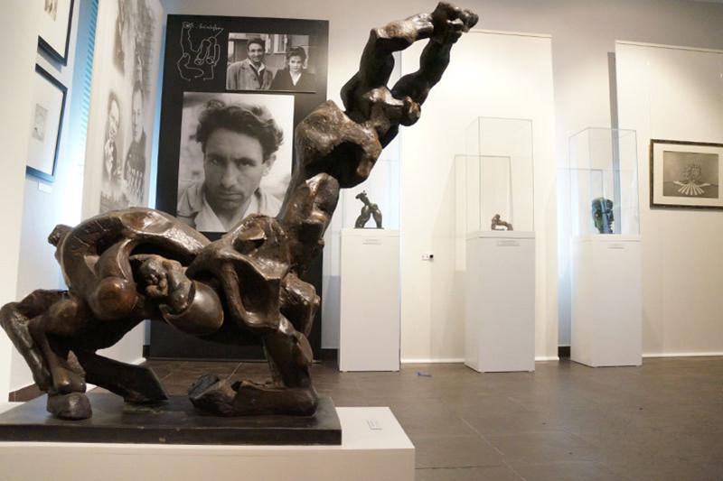 Музей Эрнста Неизвестного в Екатеринбурге