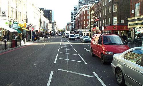 Лондонских автомобилистов обяжут платить больше  за парковку