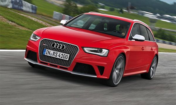 Новый Audi RS4 выпустят в кузове седан