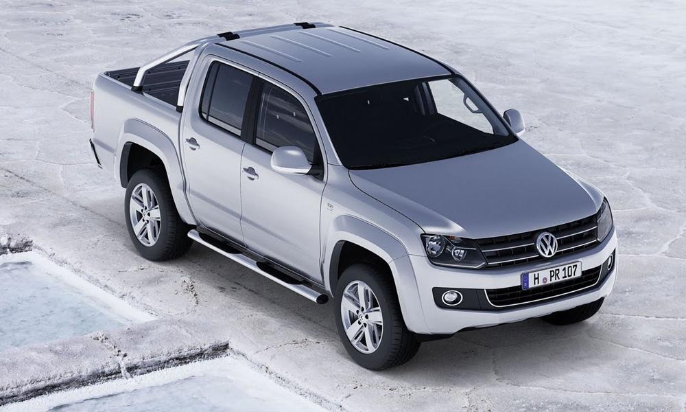 Volkswagen Amarok – новый рабочий инструмент