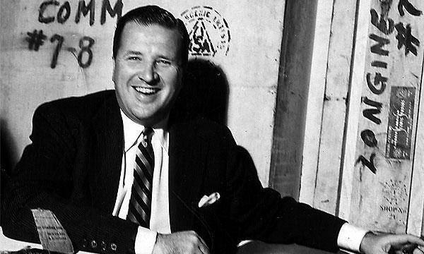 60 лет назад Генри Форд II стал президентом вместо своего великого деда