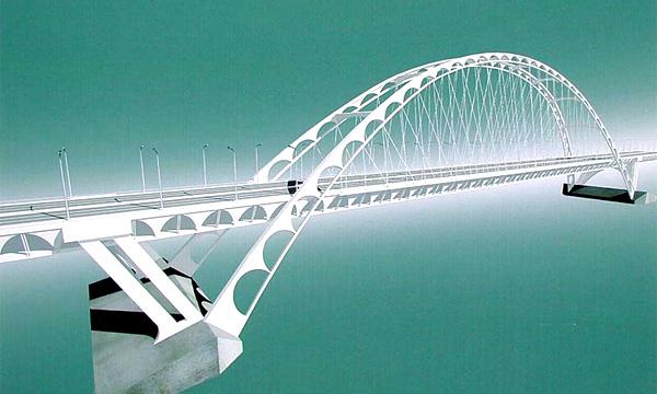 В Дубае построят самый длинный в мире арочный мост