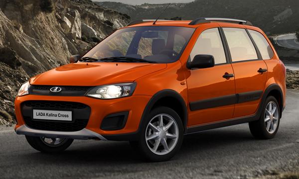 АвтоВАЗ начал продажи Lada Kalina Cross со 106-сильным двигателем