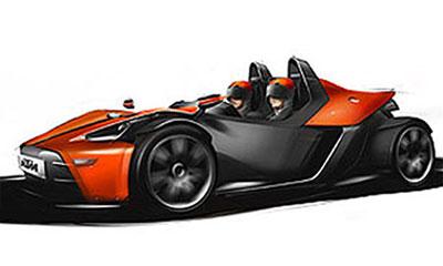 Audi и KTM готовят родстер X-Bow