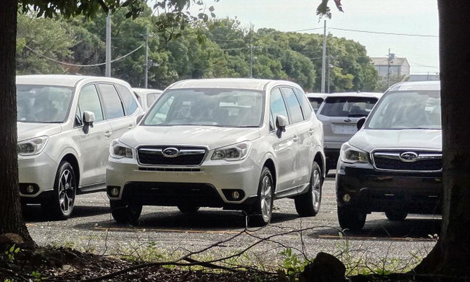 Subaru Forester: новая платформа, привычный облик