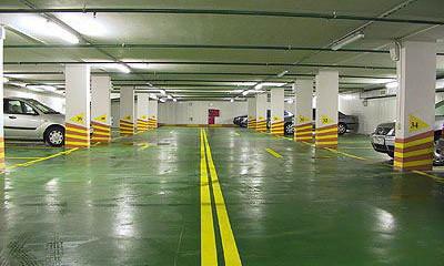 На Тургеневской площади открывается подземный паркинг