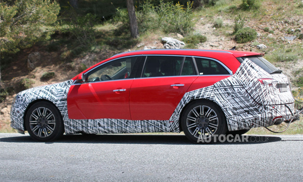 Opel Insignia превратят в конкурента Volkswagen Passat Alltrack