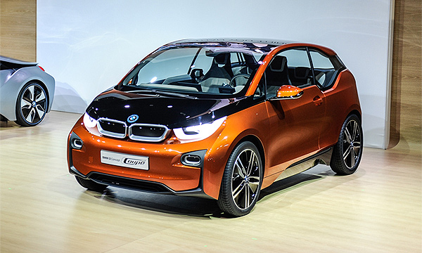BMW i3 окажется дешевле, чем ожидалось