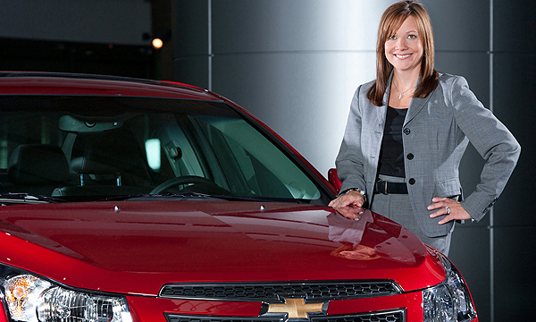 Первая женщина-руководитель автоконцерна получит 14,4 миллиона долларов