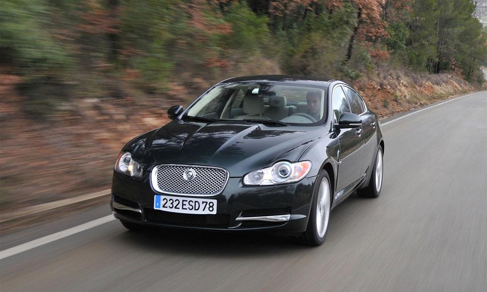 Jaguar XF S с новым турбодизелем