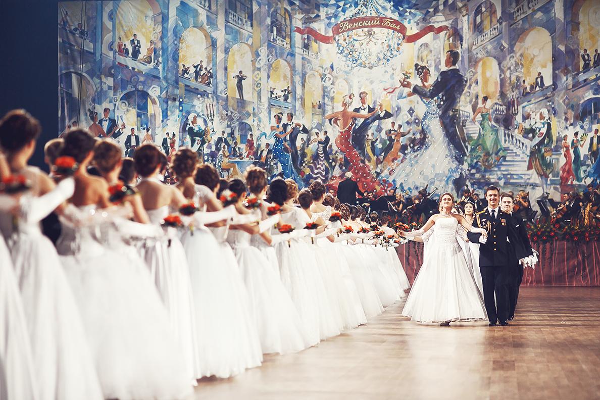 Фото: пресс-служба «14-й Благотворительный Венский Бал»
