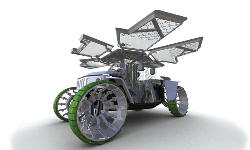 Проект Hummer 02 победил в конкурсе Design Challenge