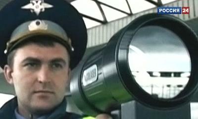 Нарушителей будут отстреливать из лазера