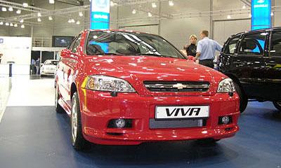 Chevrolet Viva Adrenalin